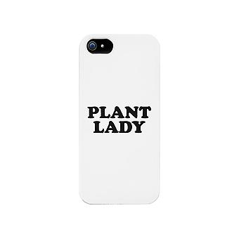 حالة الهاتف سيدة النبات