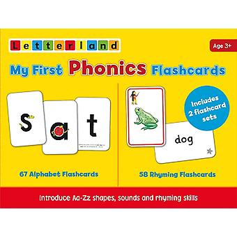 My First Phonics Flashcards (Letterland) (Cards) by Wendon Lyn
