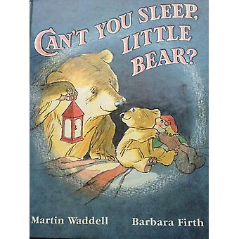 Can't You Sleep Little Bear? by Martin Waddell (Paperback)