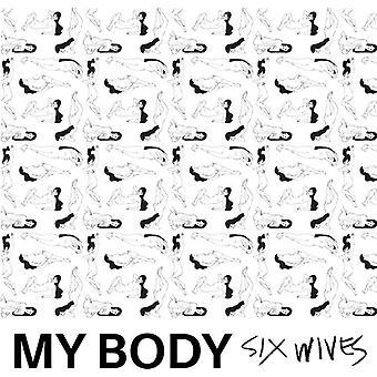 Min krop - seks koner [Vinyl] USA importerer