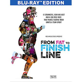 From Fat to Finish Line [Blu-ray] USA import