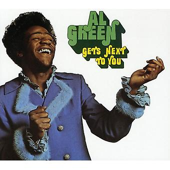 Al Green - Get's Next to You [CD] USA import
