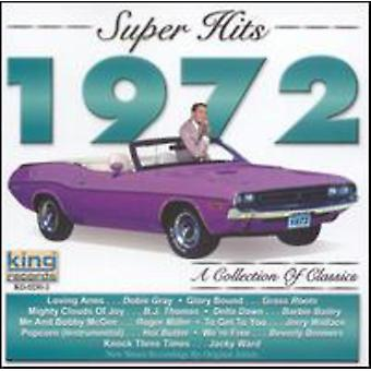 Super Hits 1972 - Super Hits 1972 [CD] USA importeren
