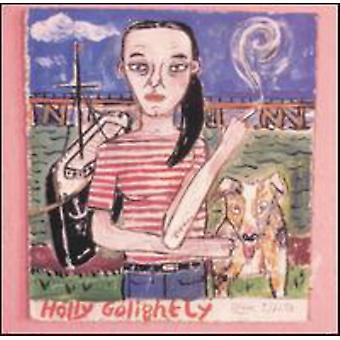 Holly Golightly - Painted on [CD] USA import