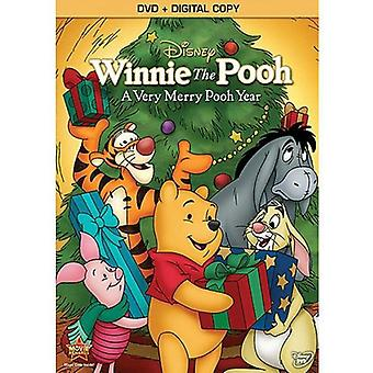 Winnie the Pooh - Very Merry Pooh Year Special Edition [DVD] USA import