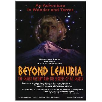 Beyond Lemuria-Shaver mysterium & hemmeligheder af Mt [DVD] USA importerer