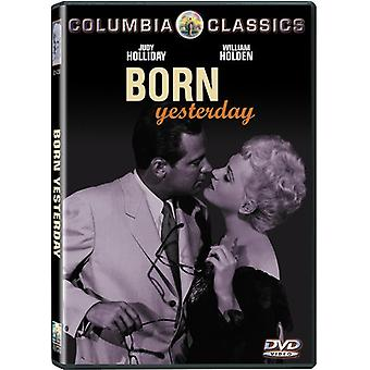 Born Yesterday (1950) [DVD] USA import