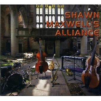 Shawn Alliance Maxwell - Shawn Maxwells Alliance [CD] USA import