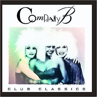 Company B - Club Classics [CD] USA import