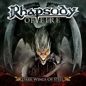 Rhapsody of Fire - Dark Wings of Steel [CD] USA import