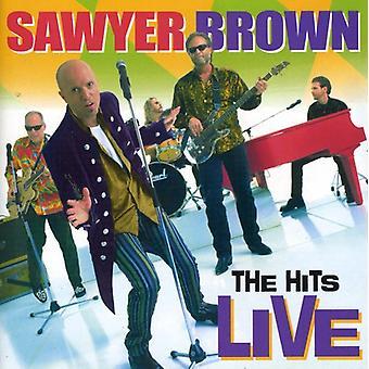 Sawyer Brown - Hits Live [CD] USA import