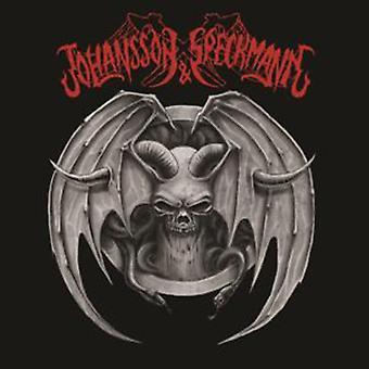 Johansson & Speckman - maske af Treacherous [CD] USA importerer