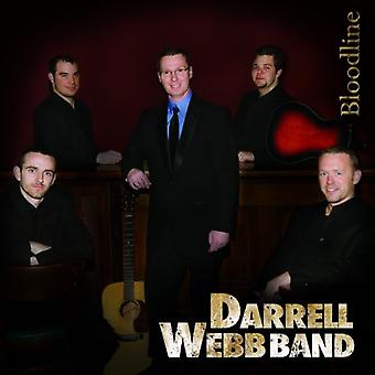 Darrell Webb Band - afstamning [CD] USA import