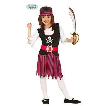 Jeune fille de pirate Costume Pirate Costume Seeräuberin