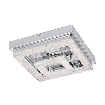 Foco de techo de cristal Eglo FRADELO