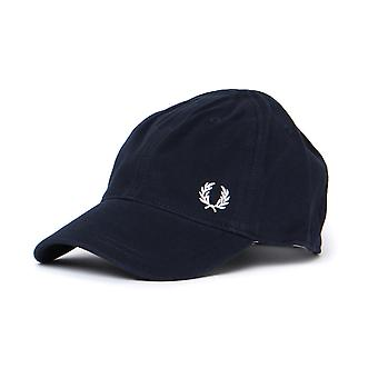 Fred Perry Navy laurbærkrans Cap