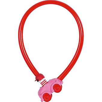 ABUS Anti Chain My First Abus 1505/55 Rosa Pink (Garden , Games , Sports)