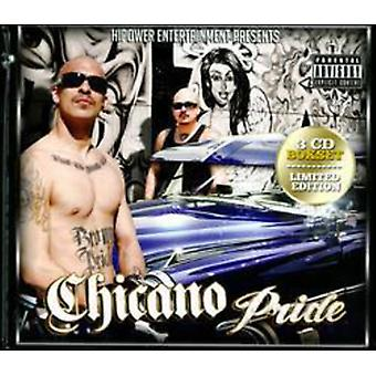 Hpg presenta - Chicano orgullo 3CD Box-Set [CD] USA importar