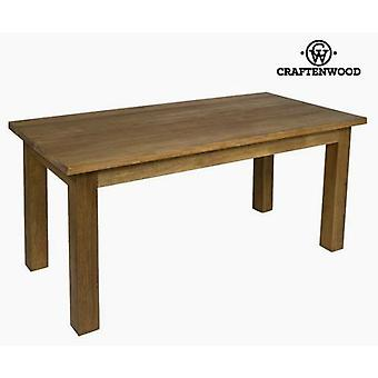 Bigbuy Dining table teak mdf brown (180 X 90 X 78 CM)