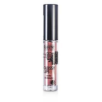 Lavéra brillante labios - # 12 desnudo de Hazel - 6.5ml/0.2oz