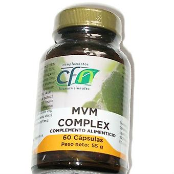CFN Mvm Complex 60 Caps (Vitamins & supplements , Multinutrients)