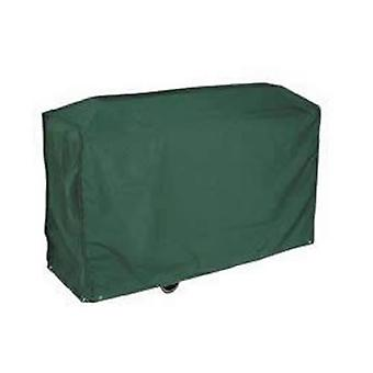 Caraselle Deluxe dunkel grün Bosmere Wagon BBQ Cover 124x91x61cm