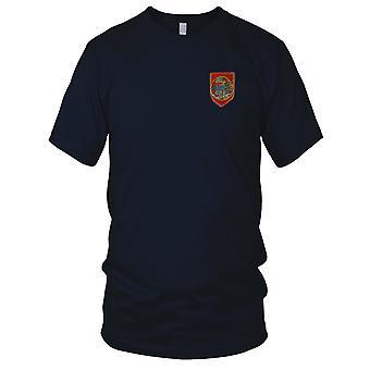 ARVN Special Forces Commando Unit Loi Ho - Silk Vietnam War Embroidered Patch - Kids T Shirt