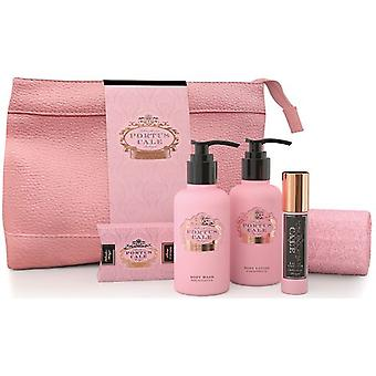 Portus Cale Rosé Blush Toiletry Bag Pack (Perfumes , Packs)