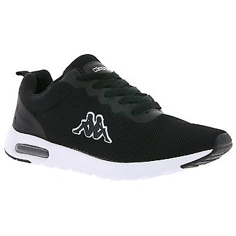Kappa of breathable sneakers women's Shoes Sneakers black