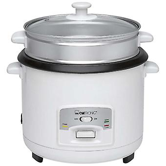 Clatronic rice cooker RK 3566 white