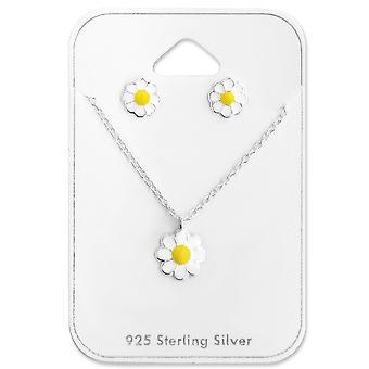 Daisy - 925 Sterling Silver Sets - W28979x
