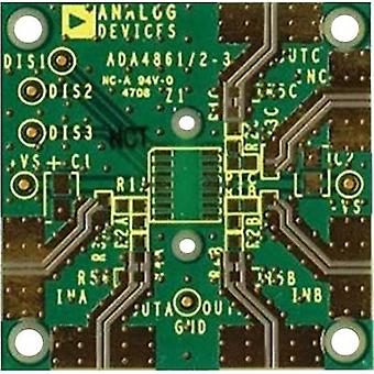 PCB (unequipped) Analog Devices ADA4862-3YR-EBZ
