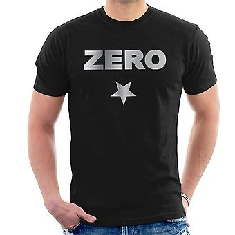 Zero Star The Smashing Pumpkins Men's T-Shirt