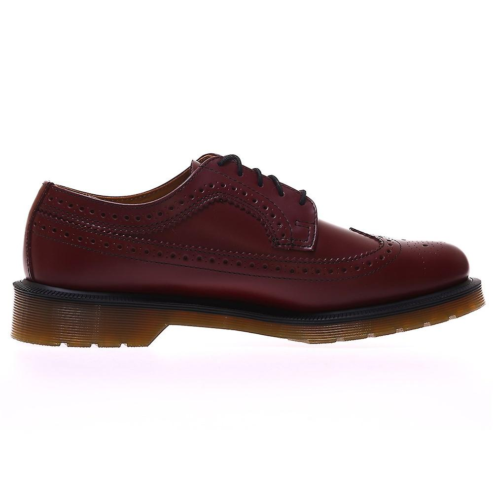 Dr Martens Cherry rouge Smooth Brogues 13844600 ellegant all year men chaussures