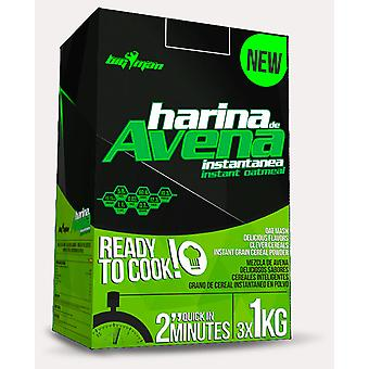 Big Man Nutrition Harina de Avena Instantánea Arroz Con Leche (Sport , Food , Breakfast)