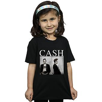 Johnny Cash Girls Mug Shots T-Shirt