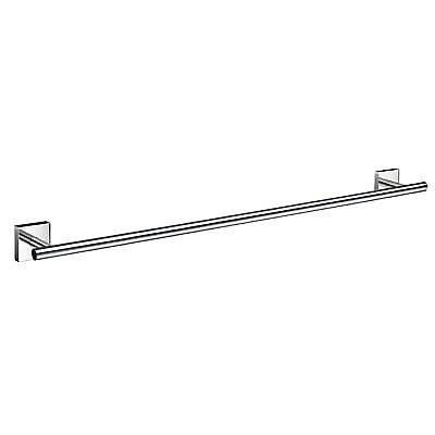 House Single Towel Rail 60cm Polished Chrome RK3464