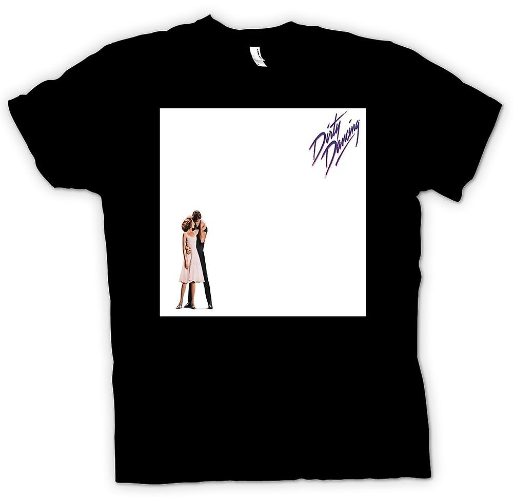 Womens T-shirt - Dirty Dancing - Movie - Poster