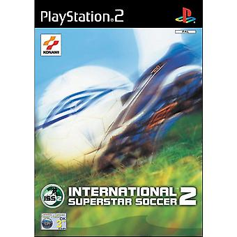 International Superstar Soccer 2 (PS2)
