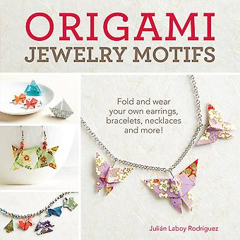 Interweave Press-Origami Jewelry Motifs