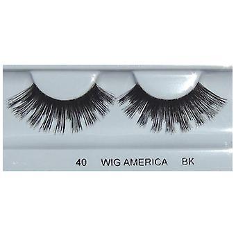 Perücke Amerika Premium falsche Wimpern wig490, 5 paar