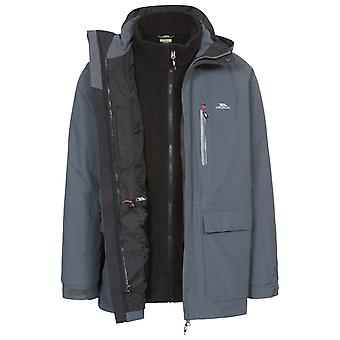 Trespass Mens Edgewater II 3 in 1 Jacket
