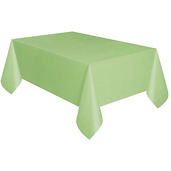 Unique Party Rectangular Plastic Tablecover (6 Pack)