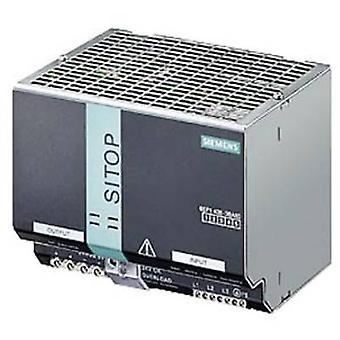Siemens SITOP modulære 24 V/20 A Rail montert PSU (DIN) 24 Vdc 20 en 480 W 1 x