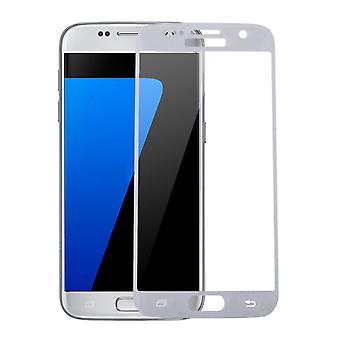 Samsung Galaxy S7 3D Panzer Glas Folie Display Schutzfolie Hüllen Case Transluzent