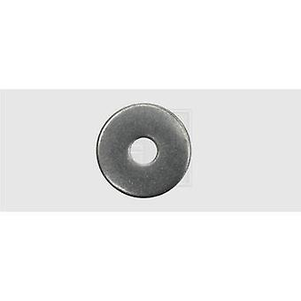 Mudguard repair washer Inside diameter: 8.4 mm M8 Stainless steel A2 75 pc(s) SWG