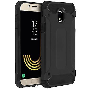 Defensor II série proteção Case Samsung Galaxy J7 2017 - prova de gota - preto
