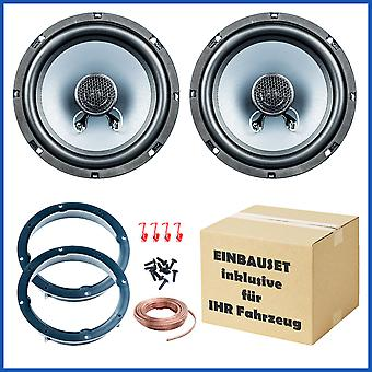 Nissan Almera Qashqai speakers Kit door front