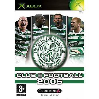 Club Football Celtic 2005 (Xbox) - Factory Sealed