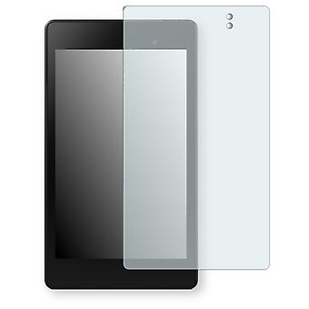 ASUS Google nexus 7 II LTE (2013) screen protector - Golebo crystal clear protection film
